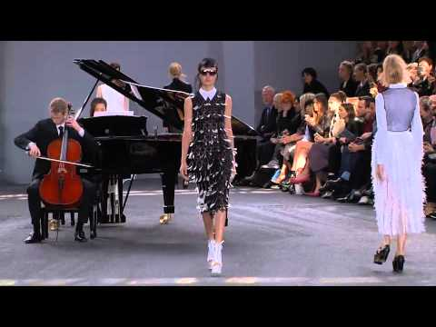 London Fashion Week Coverage: Erdem Spring 2014 Collection