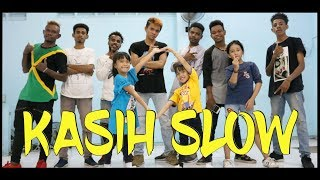 Goyang Kasih Slow Tempo - Choreography By Diego Takupaz - New Gvme Feat New Boyz & 182 Gank