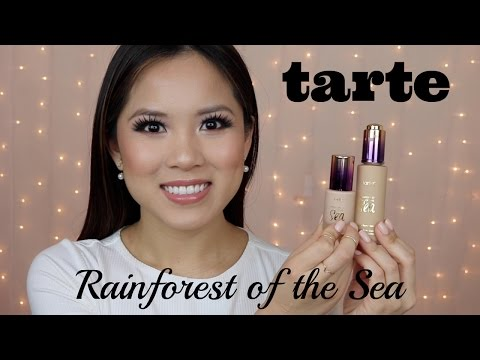 Rainforest Of The Sea Foil Finger Paints Shadow Palette by Tarte #7
