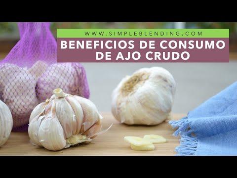Estos Son Los Beneficios De Comer Ajo Crudo