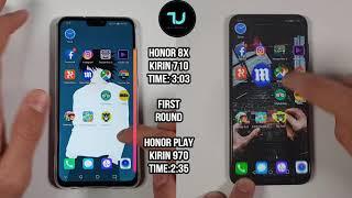 honor 8x vs huawei nova 3i pubg test - TH-Clip