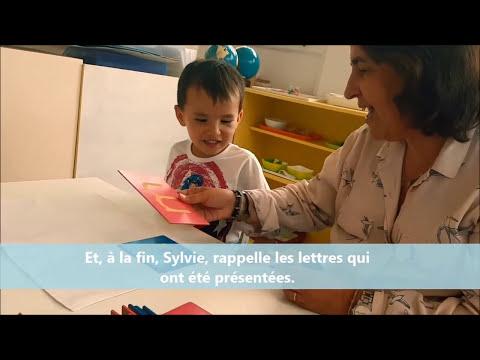 Méthode Montessori 2 : La Leçon en trois temps