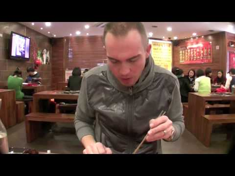 Eating Spicy Food in Korea – Michael Kent