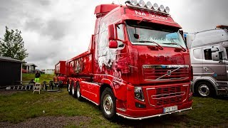 "Volvo Trucks - Marvel at the majesty of a Mexican-inspired powerhouse - ""Welcome to my cab - light"""