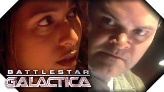 Battlestar Galactica | Galen Finds Out Tory's Secret