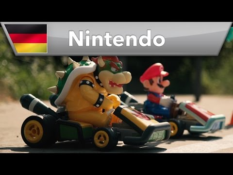 Mario vs. Bowser - Das ultimate Carrera RC Kart-Duell
