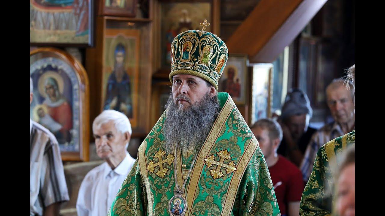 Проповедь митрополита Даниила в день прп. Серафима Саровского