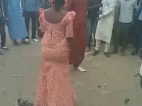 Hausa dance