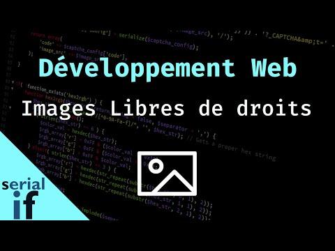 >Développement web - Trouver des images libres