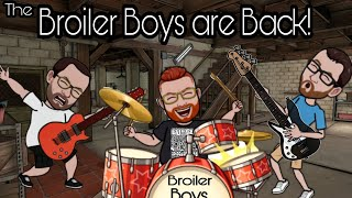 Broiler Boys Band Practice 🔴 Burger Planet LIVE Daily Vlog