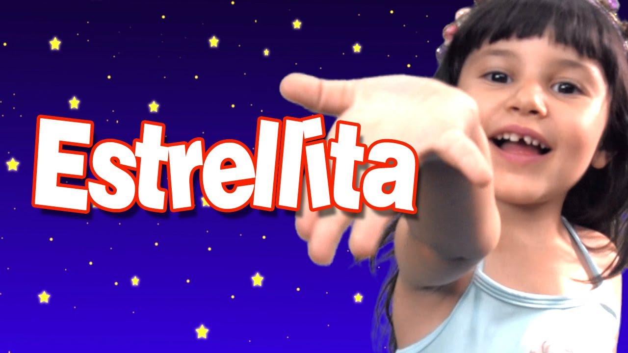 Canciones Infantiles - ESTRELLITA (Songs for kids in Spanish) Little Dubbi