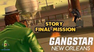 Gangstar New Orleans -   - FINAL BOSS STORY MISSION ENDING - Hard Mode