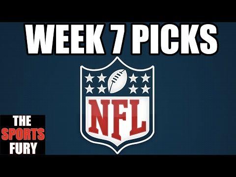 NFL Week 7 Picks