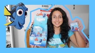 Finding Dory Mystery Minis Funko - Unboxing