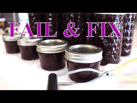 Jam FAIL & FIX With Linda's Pantry