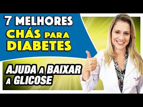 A taxa de açúcar no sangue na diabetes do tipo 2