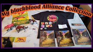 My blackblood Alliance Collection 🐺