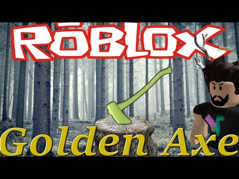 How to get the Golden Axe : Lumber Tycoon 2 [ RoBlox