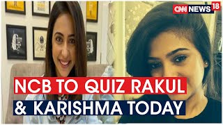 Bollywood Drugs Probe: Rakul Preet & Deepika Manager Karishma Prakash To Be Quizzed By NCB Today - Download this Video in MP3, M4A, WEBM, MP4, 3GP