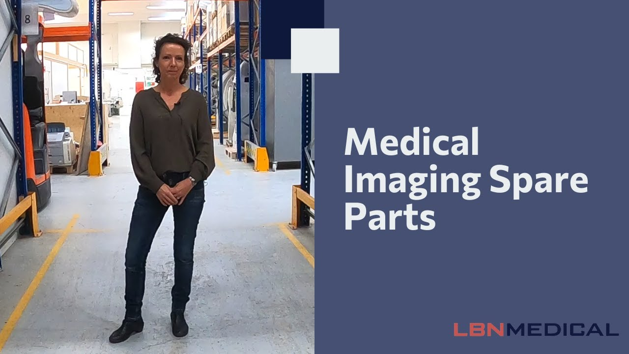 Parts for Imaging Equipment – Ultrasound, CT, X-ray, and MRI Machine Parts