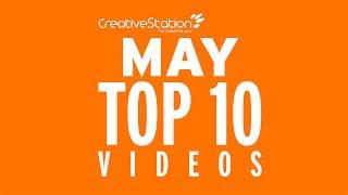 המלצה על ערוץ יוטיוב מעולה בנושא עיצוב גרפי - Creative station