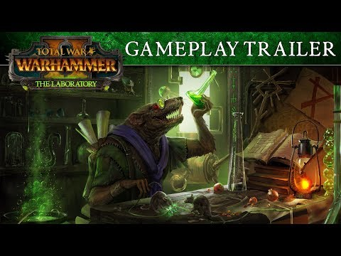 Total War: WARHAMMER 2 – The Laboratory Gameplay Trailer