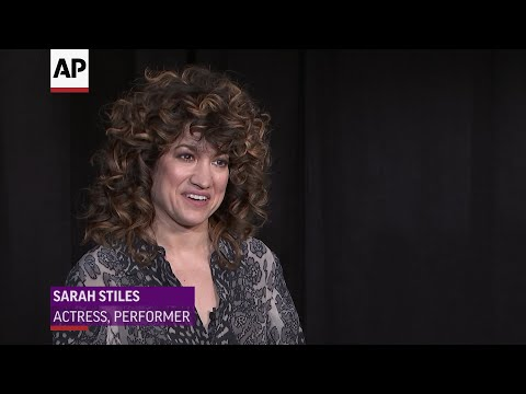 """Sarah Stiles discuss her character and how """"Tootsie"""" has been modified to fit the #MeToo era. (May 1)"""