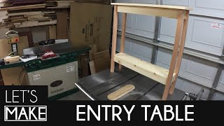 [Lets Make] Entry Table
