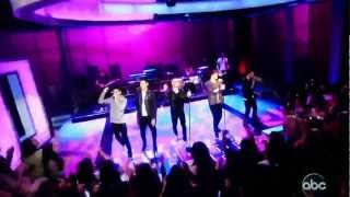 The Wanted - Glad You Came/Afternoon Delight Live @ The View