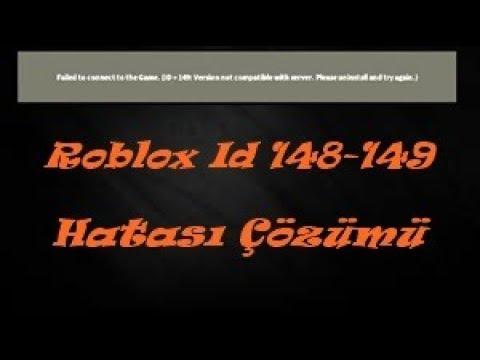roblox error id 149