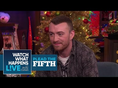 Download Is Sam Smith Team Kim Kardashian Or Team Taylor Swift? | Plead The Fifth | WWHL HD Mp4 3GP Video and MP3