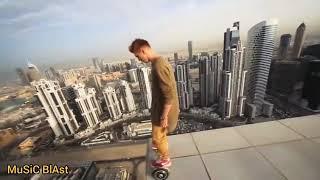 #Unbelievable stunts of the world , Building stunts video, boys stunts status videos