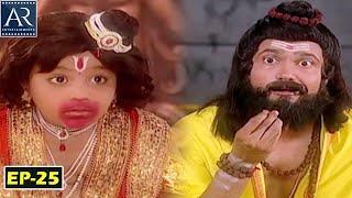 जय जय जय बजरंगबली | Episode-25 | राम भक्त हनुमान कथा | Bhakti Sagar