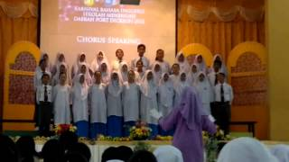 preview picture of video 'Daerah Port Dickson Choral Speakers Competition 2012 [SMK Kg Baru SiRusa]'