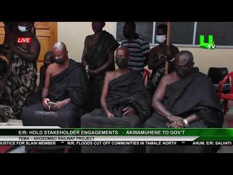 Hold Stakeholder Engagements -    Akwamuhene To Gov't