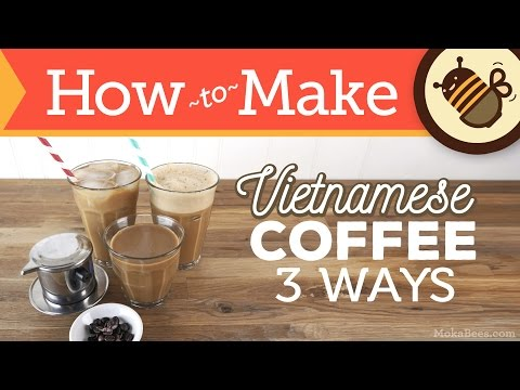 How to Make Vietnamese Coffee - 3 Ways (Hot, Iced & Shaken)