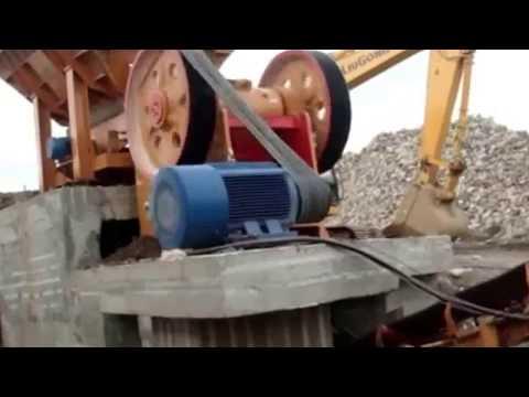 11 máquina de trituradora de cono hidráulico de un solo cilindro