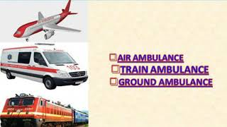 Full Support throughout Transportation by Vedanta Air Ambulance Guwahati