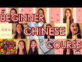 Learn Chinese Beginner Chinese Course 25 Chinese Lessons in 3 Hours Learn Chinese with Yi Zhao