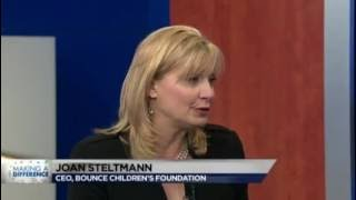 Bounce Children's Foundation featured on NBC