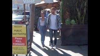 Christina Milian & Matt Pokora Have A Valetine's Day Lunch   Subscribe