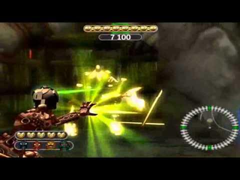 Видео № 0 из игры Bionicle Heroes [Wii]
