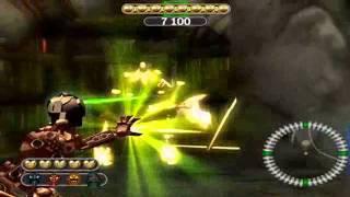 Bionicle Heroes video