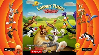 LOONEY TUNES DASH: Gameplay Cartoons - Episode 1: Wabbit Season Complete Levels 1-15 [HD 1080/60fps]