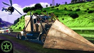 Let's Play - GTA V - Asset Seizure and Firewall Protection