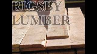 preview picture of video 'Rigby Lumber - Quality Hardwood Lumber Products in Saluda, Virginia - (866) 660-1867'