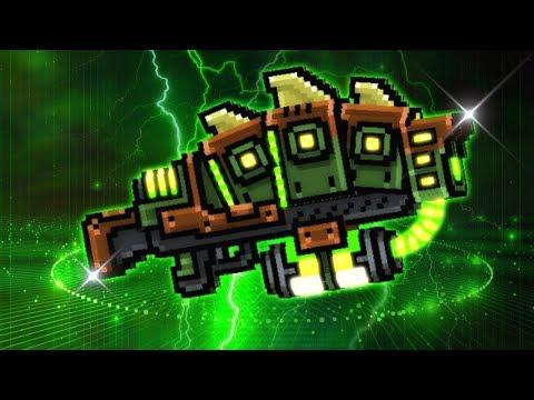 BRUTAL THINNER - Pixel Gun 3D - Super Mutant Set