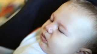Bring him home from Josh Groban stops baby crying!