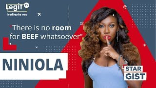 Niniola Speaks On Teni's Success, Beef In The Industry | Legit TV