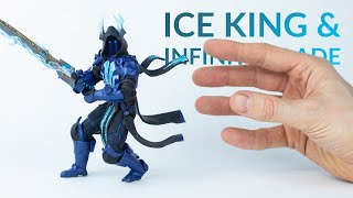 Ice King & Infinity Blade (Fortnite Battle Royale) – Polymer Clay Tutorial